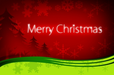 """Merry Christmas Greetings Card"" by sscreations/FreeDigitalPhotos.net"