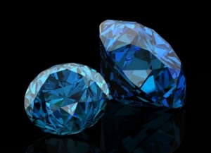 Blue Sapphire by Boykung courtesy of www.freedigitalphotos.net